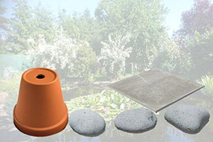 Ein Heim für Hummeln im Blumentopf  bauen